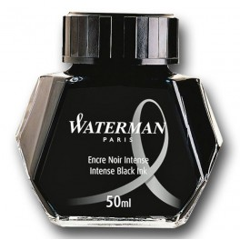 Atrament Waterman czarny