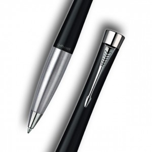 Długopis Parker Urban Classic Muted black CT